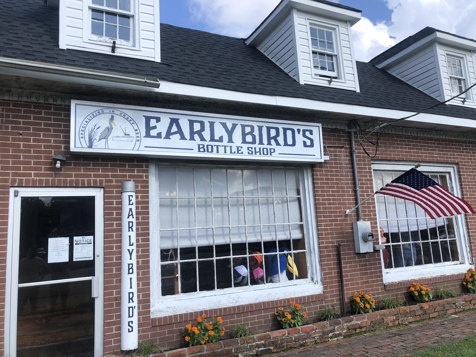 Earlybird's Bottle Shop 494 Wythe Creek Rd, Poquoson