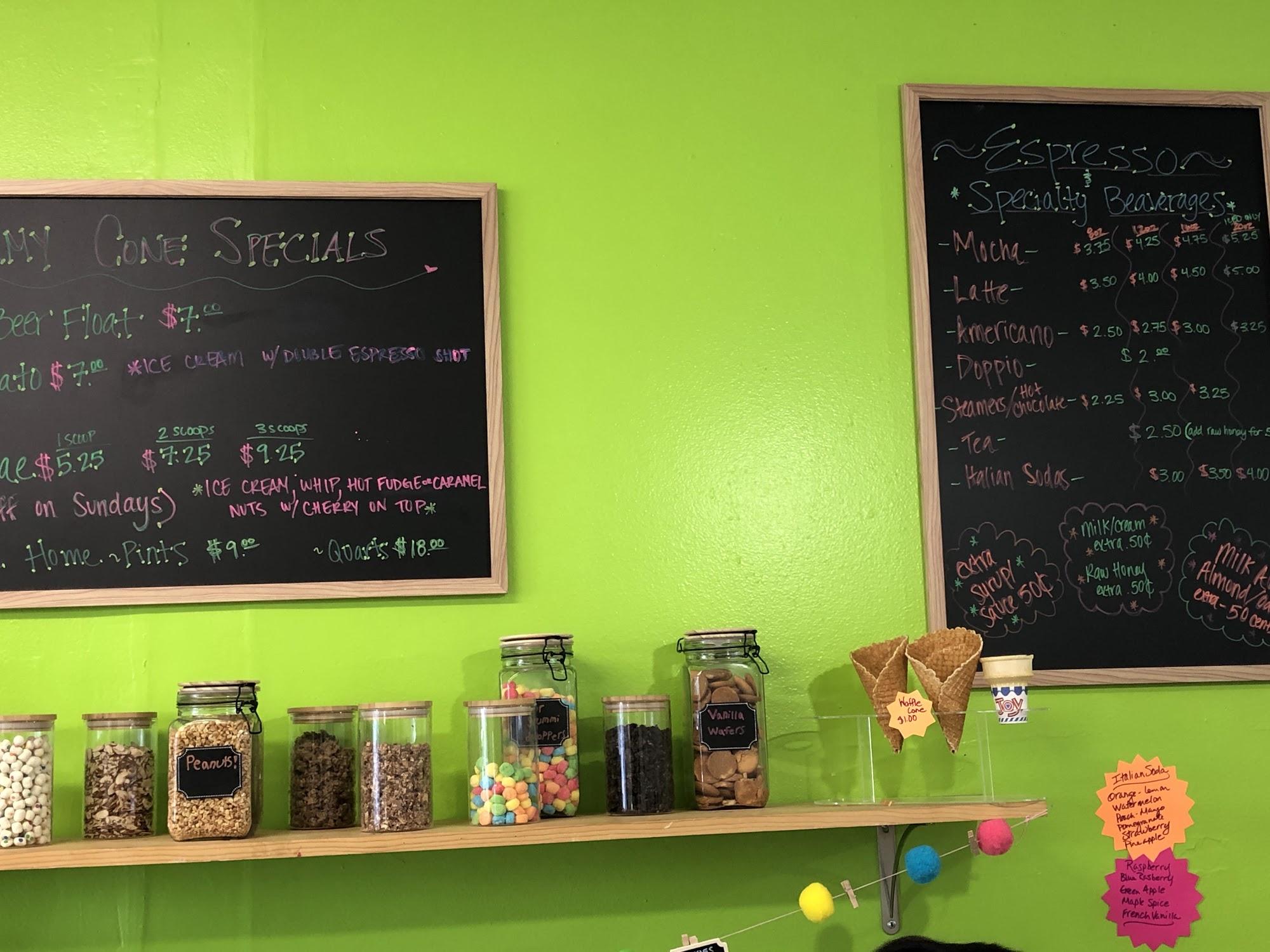 Creamy Cone Cafe 9433 Rainier Ave S, Seattle