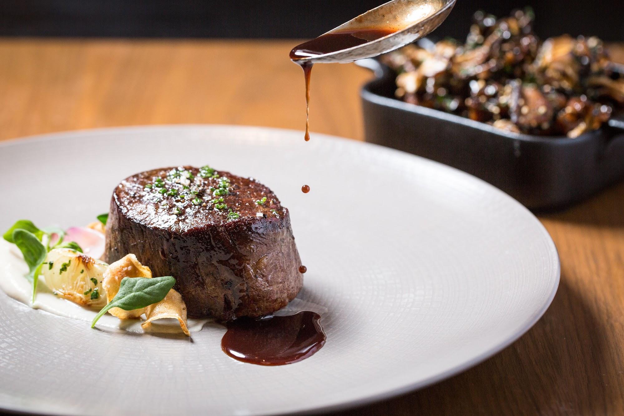 Bourbon Steak Seattle 1433 4th Ave, Seattle