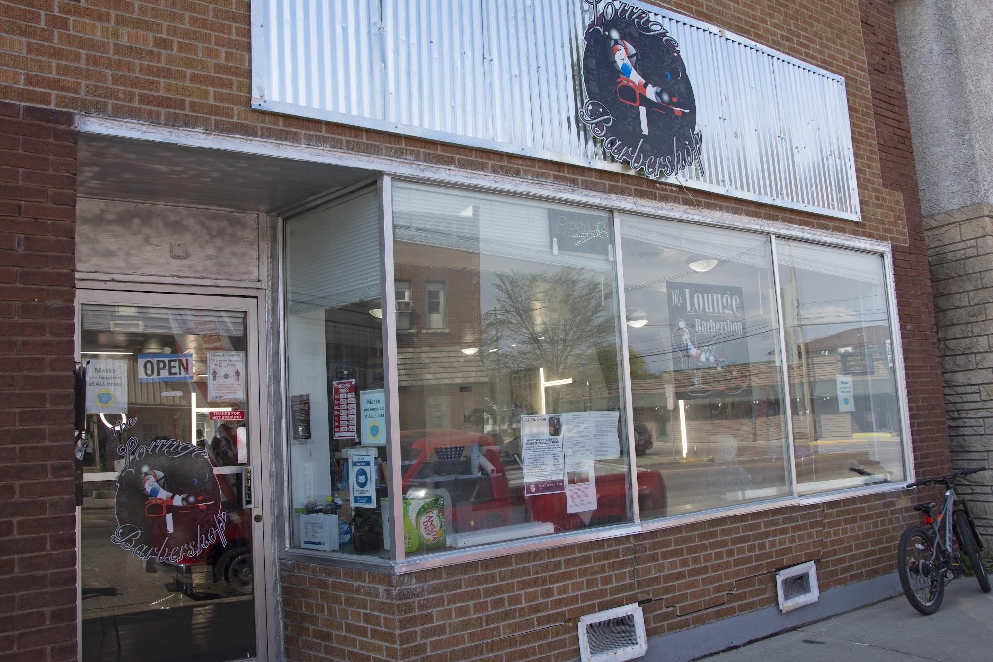 The lounge barbershop 319 W Main St, Arcadia